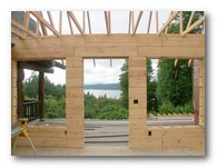 Sing Log Home - How to build